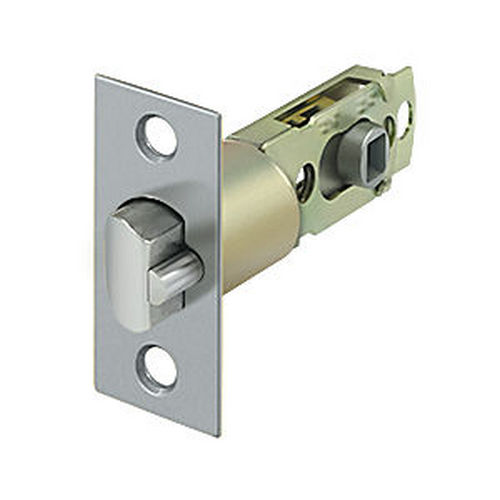 Deltana SLE23875U26D Square Latch Adj. Entry, Brushed Chrome (Each)