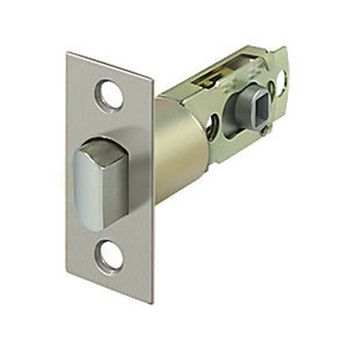 Deltana SLP23875U15 Square Latch Adj. Privacy/Passage, Satin Nickel (Each)
