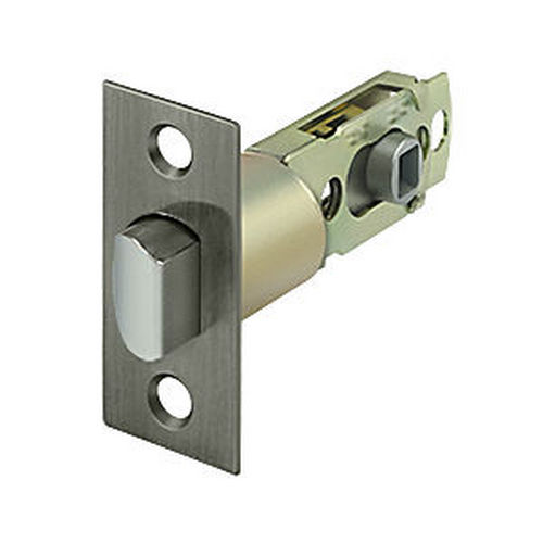 Deltana SLP23875U15A Square Latch Adj. Privacy/Passage, Antique Nickel (Each)