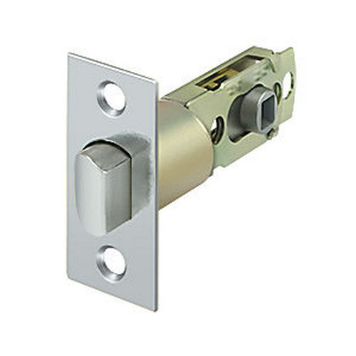 Deltana SLP23875U26 Square Latch Adj. Privacy/Passage, Chrome (Each)
