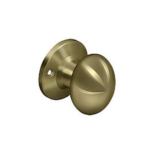 Deltana TK3381-5 Egg Knob Trim Kit, Antique Brass (Each)