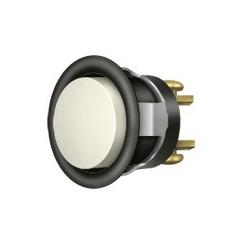 Deltana BBC20-REPLU10B Replacement Bell Button, Oil Rubbed Bronze