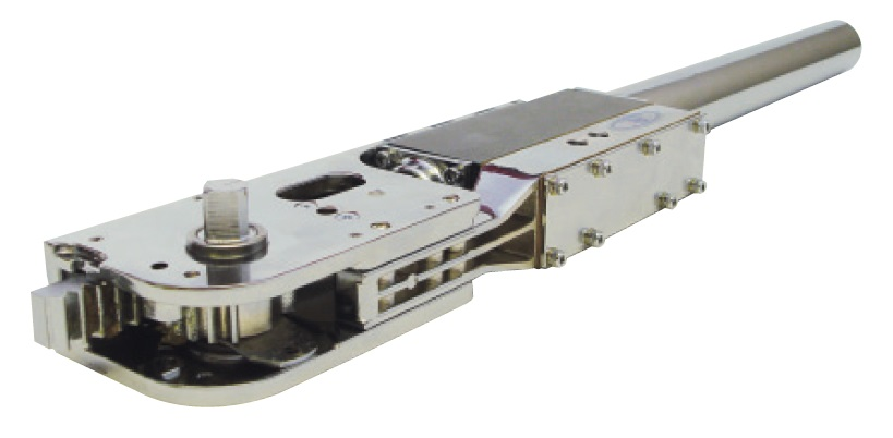 Medium Duty 105 Degree No Hold-Open Overhead Concealed Closer with