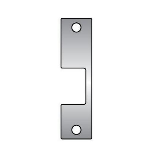 HES Z-630 Faceplate for 1006 Series, Satin Stainless Steel
