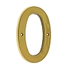 IDH 23200-003 Cast Solid Brass Number: #0, 6