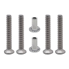 Jacknob 50 Screw Pack for 5020 Latch
