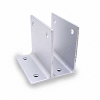 Jacknob 2294 Wall Bracket One Ear 1-1/4