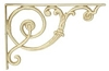 John Wright Company 33-034 Romanesque Bracket