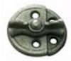 John Wright Company 88-460 Small Cabinet Turn Button