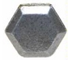 John Wright Company 88-712 Hexagon Knob 1-1/8
