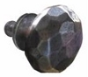 John Wright Company 88-714 Distressed Knob 1-1/4