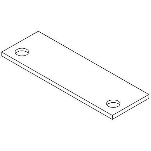 Pemko HF3-25PK Hinge Filler for Frames, Pack of 25, 4-1/2