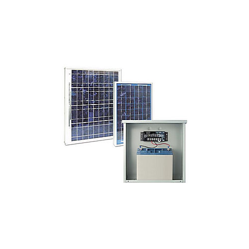 Securitron SPK Solar Panel Kit 20 Watt
