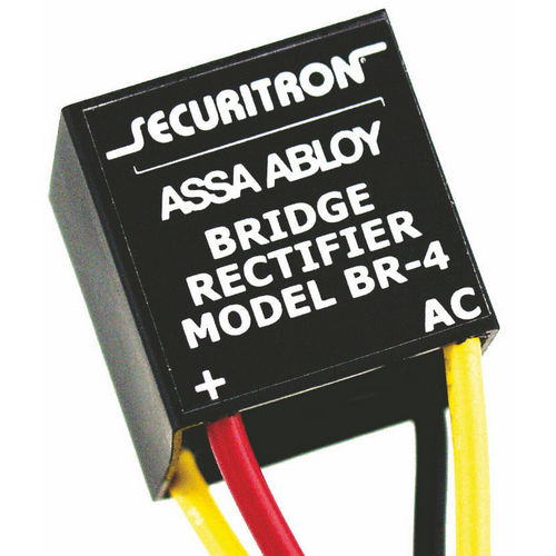 Securitron BR-4 Bridge Rectifier 4A
