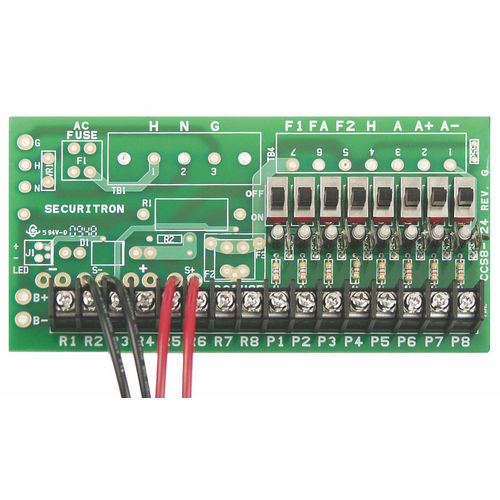 Securitron CCB-8-12NL Central Control Board for 12VDC BPS