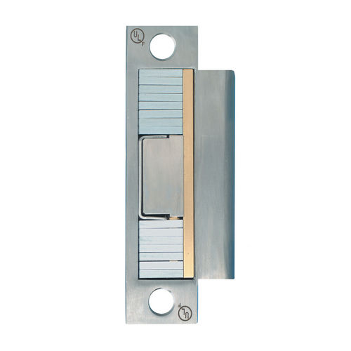 Securitron MUNL-24 Mortise Unlatch 24 VDC, Satin Stainless Steel