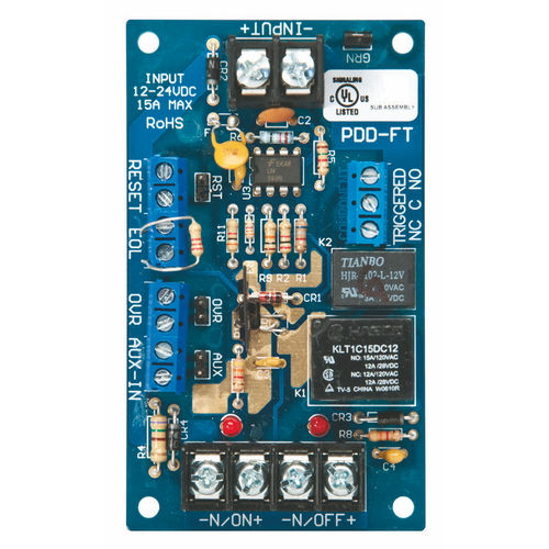 Securitron PDB-1R Fire Trigger/Relay Interface Board