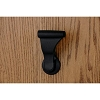 SOSS LCL-19 Stationary Closet UltraLatch Handle, Black