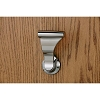 SOSS LCL-14 Stationary Closet UltraLatch Handle, Bright Nickel