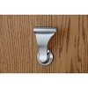 SOSS LCL-26D Stationary Closet UltraLatch Handle, Satin Chrome