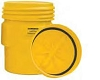 Strike First 1661 Overpack Screw-On Lid, 30 Gal.