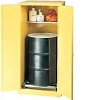 Strike First 2610 Storage Cabinet: One Drum Vertical Self Close