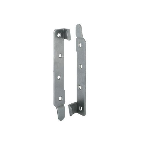 Hafele 271.05.915 Bed Connecting Bracket, Screw-Mounted