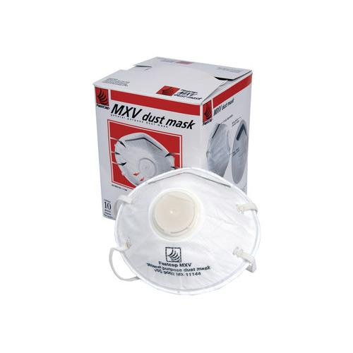 Hafele 007.48.312 Dust Mask, with Exhale Valve