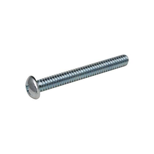 Hafele 020.43.273 Decorative Hardware Screw, M6, #2 Phillips Drive