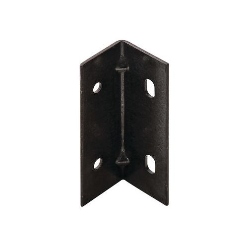 Hafele 260.25.327 Angle Bracket, Steel, with Slots