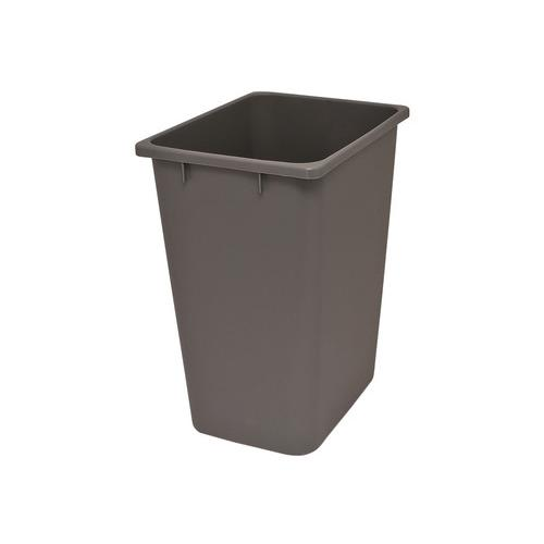Hafele 503.88.524 Replacement Waste Bin, for Kesseböhmer Wire and Wood Framed Waste Pull-Out Units