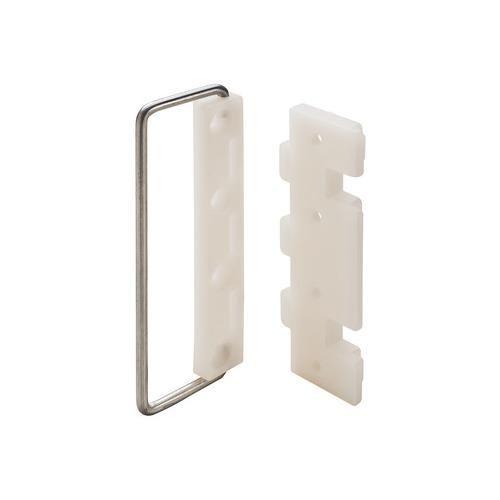 Hafele 262.59.003 Bed Fitting, Plastic, Natural