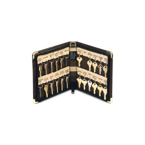 Key Systems 101 Folding 24 Key Holder