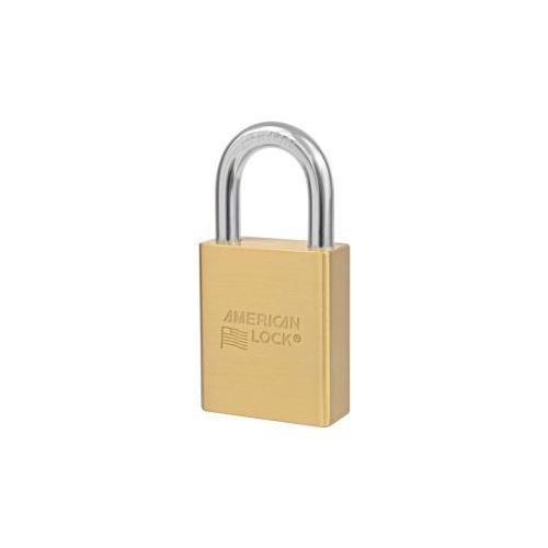 American Lock A3650WO Padlock Multi-cyl Brass 1-3/4in