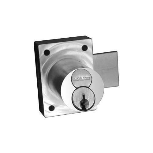 Olympus Lock 777ICP-US26D Schlage Ic Door Lock Less Core
