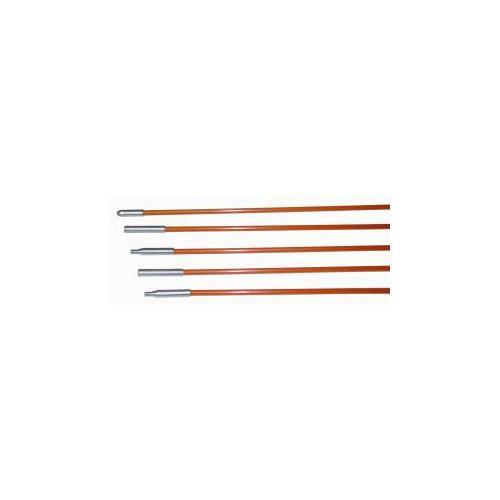 BES PCF208 Coated Fiberfish Ii Kit 24ft, 8-3ft Rods