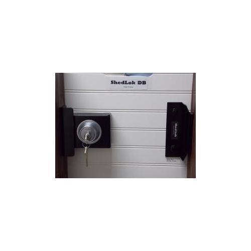 Shedlok DB3 Shedlock Utilizing Existing Deadbolt
