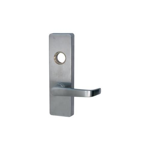 Precision Hardware 4903A-630-RHR Active Lever Trim Night Latch