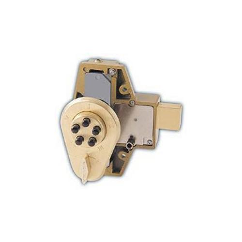 Simplex 90426D Deadbolt 134 Was 905-200dl