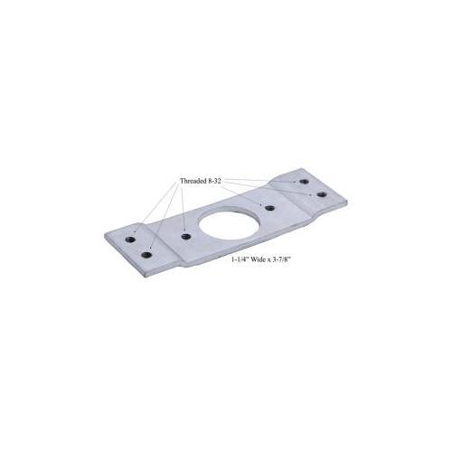 Major LMB-11 Cylinder Lock Mntg Bracket Mtl Dr