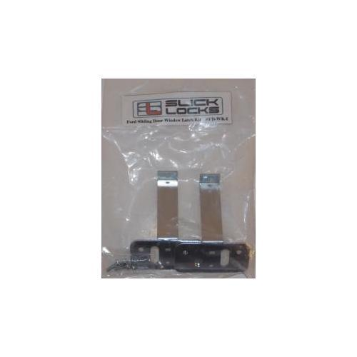 Slick Locks FD-WK-1 Ford Slide Door Window Kit