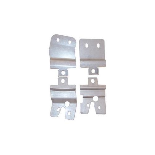 Slick Locks GM-FVK-1 Gm Van Kit Hinged Doors Less Padlock