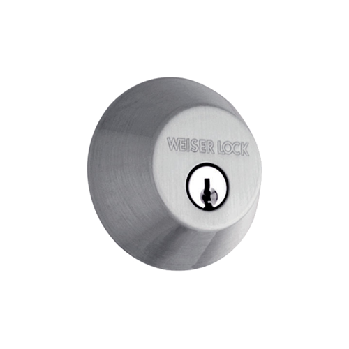 Weiser Lock GD947126DWS-RLR3 Single Cylinder Deadbolt Grade 2 Rlr3