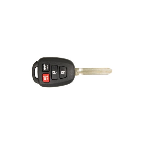 Ilco RHK-TOY-4BH Toyota 4 Button Remote Head Key H