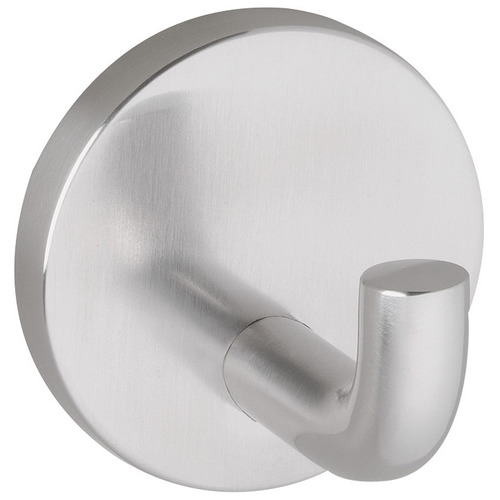 Hafele 844.13.000  Wall Mounted Hook, Stainless Steel, Brushed