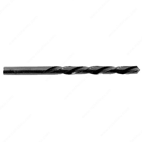 Richelieu BITHSS332 High Speed Steel Drill Bits
