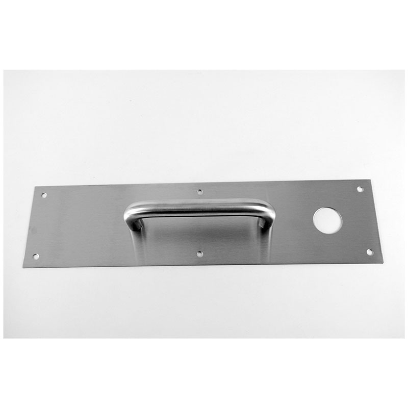 Don Jo Company 7115-630 Pull Plate 630 Stainless Steel