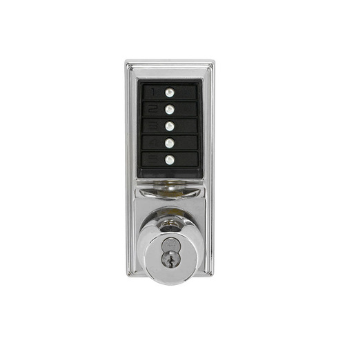 Kaba Access 1021B-026-41 Pushbutton Lock