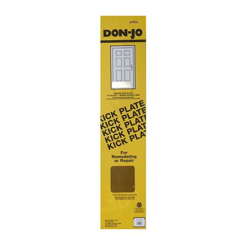 Don-Jo IP-90 10X34 630 Kick Plate