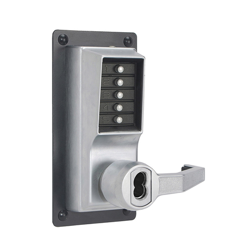 Dormakaba LRP1020S-26D-41 Pushbutton Lock